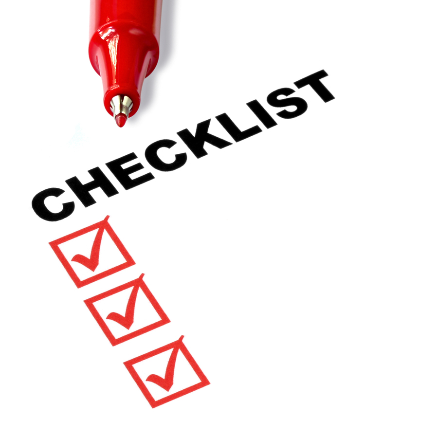 Requirements Completeness Checklist Project Community